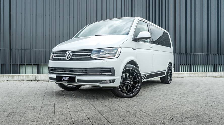 Volkswagen T6 by ABT