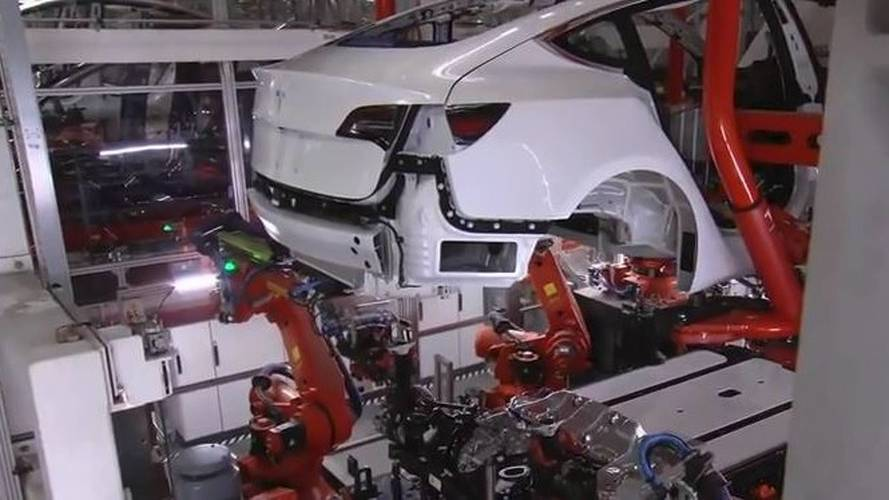 Tesla Expected To Maintain Record Model 3 Production Into July