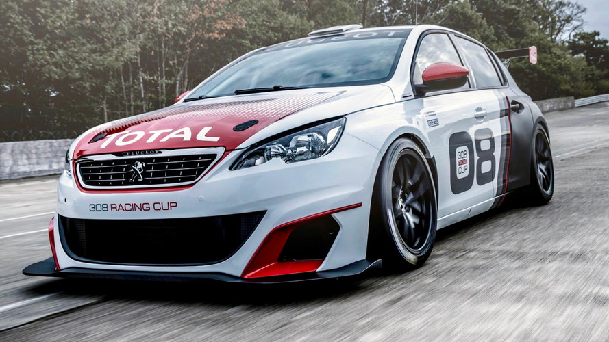 Peugeot 308 Cup: The Racing Car You Can Buy