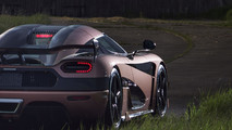 Koenigsegg Hasselblad photo session