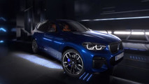 2018 BMW X3 test virtuel sur Mars