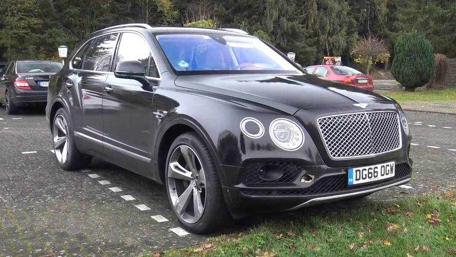 Bentley Bentayga híbrido enchufable, confirmado para Ginebra 2018