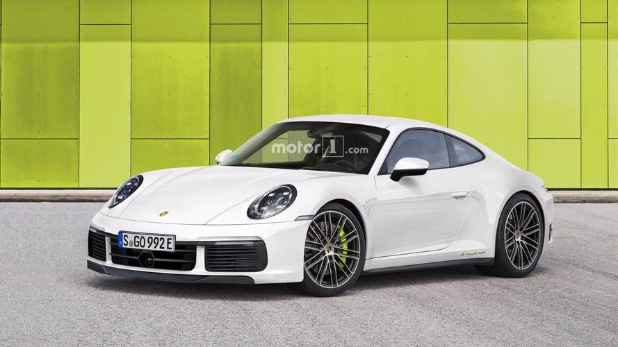 Porsche 911 Hybrid Rumored To Be Back Under Development