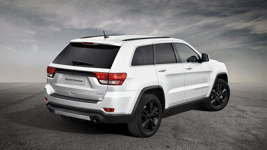 Jeep Grand Cherokee production-intent sports concept