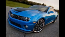 Chevrolet vai lançar o inédito Camaro Hot Wheels Edition no SEMA Show