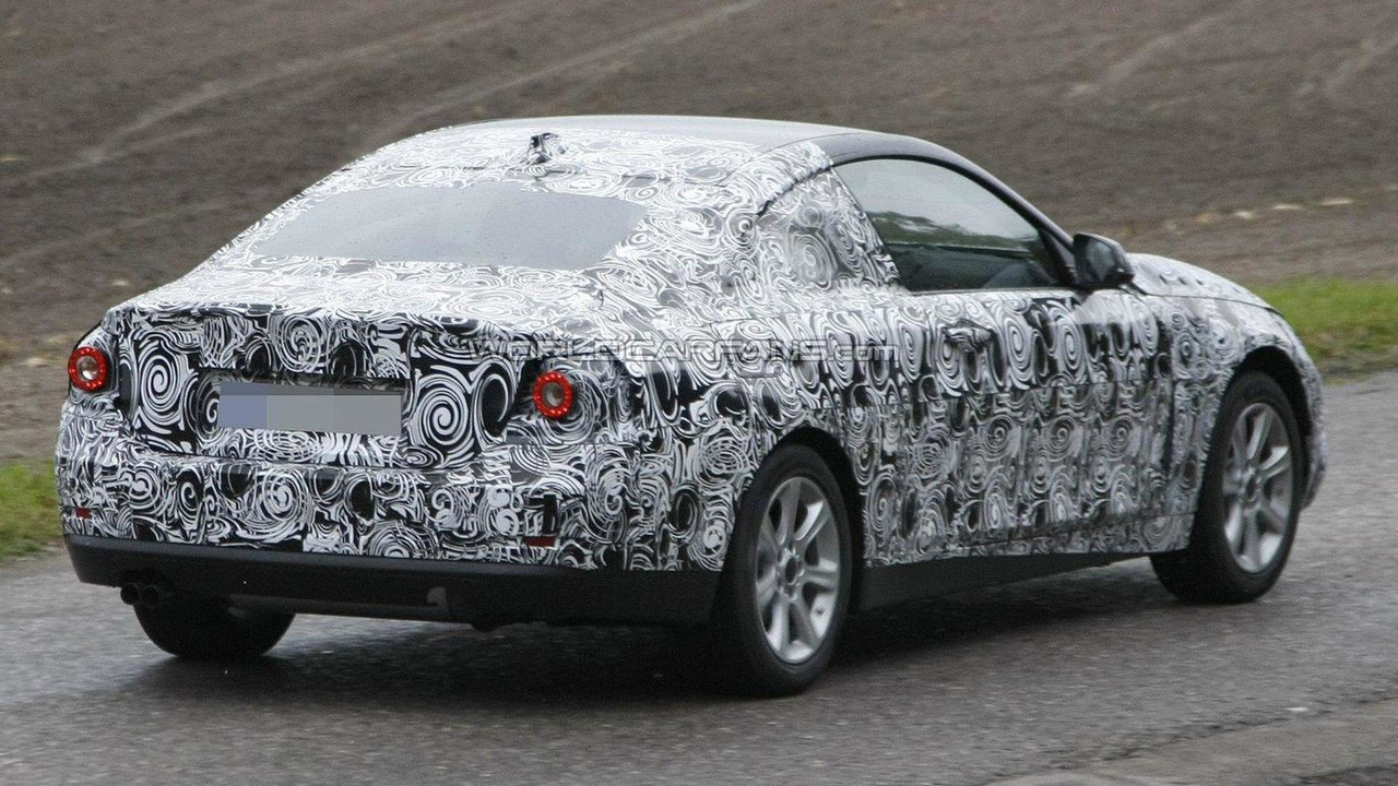 BMW 4-Series coupe concept coming to Detroit - report | Motor1.com ...