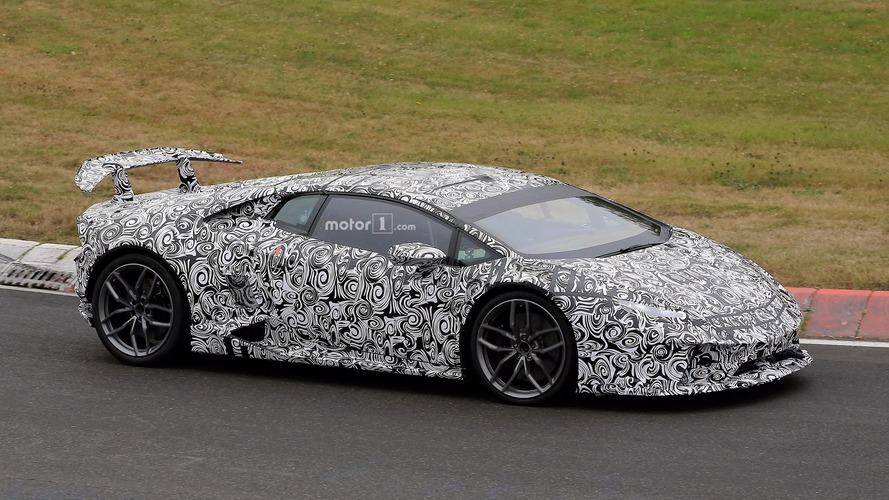Lamborghini Huracan Superleggera could debut in LA, but not at the auto show