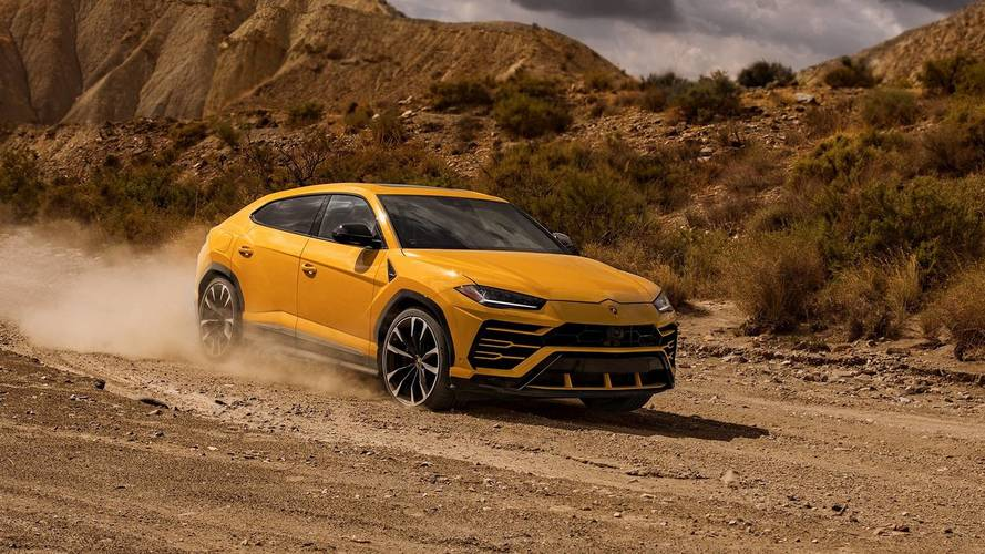Want The Lamborghini Urus ASAP? Buy A Hugely Marked-Up Build Slot