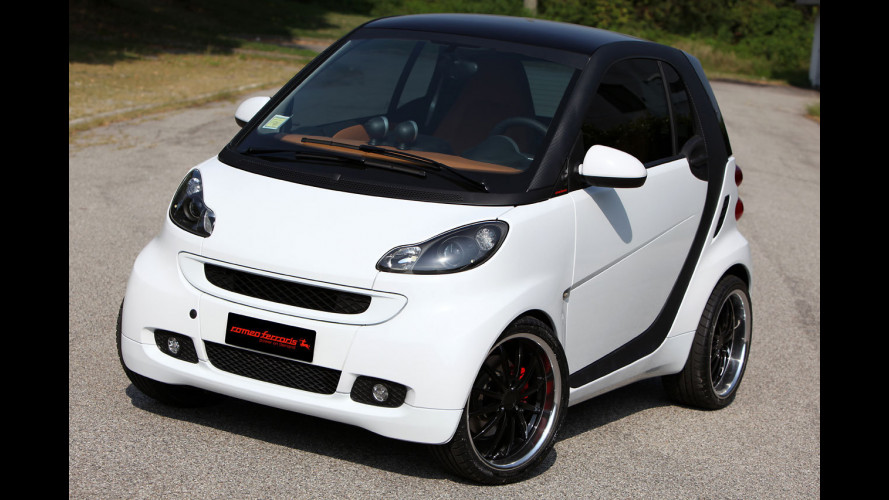 smart fortwo Romeo Ferraris