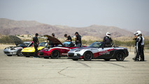 Mazda MX-5 Cup racing cars