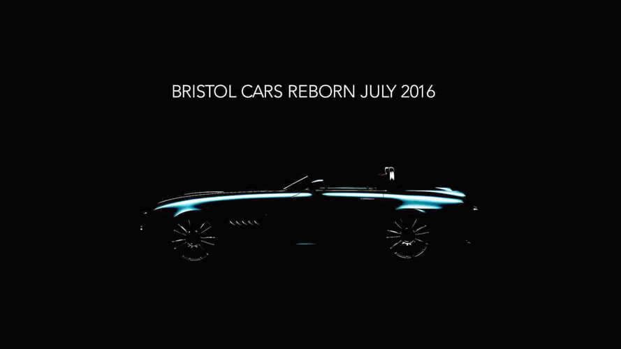 Bristol teases the Bullet as the first step in the brand's return