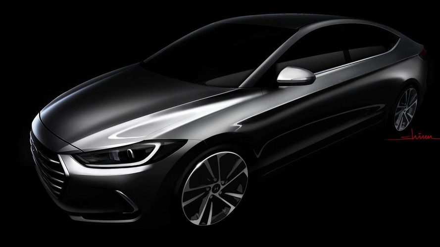 First teaser with all-new Hyundai Elantra looks promising