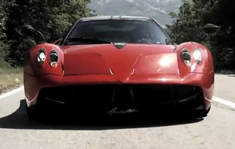 Video: One Guy, One Car- Chris Harris and the Pagani Huayra