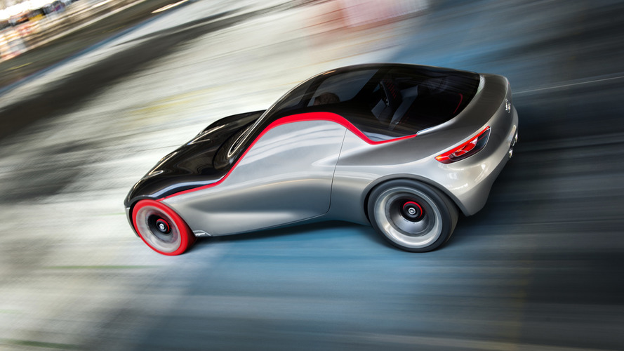 Opel still undecided on production version of GT Concept