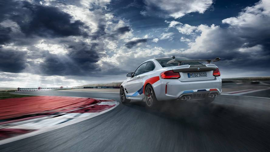 BMW M2 Competition with M Performance Parts