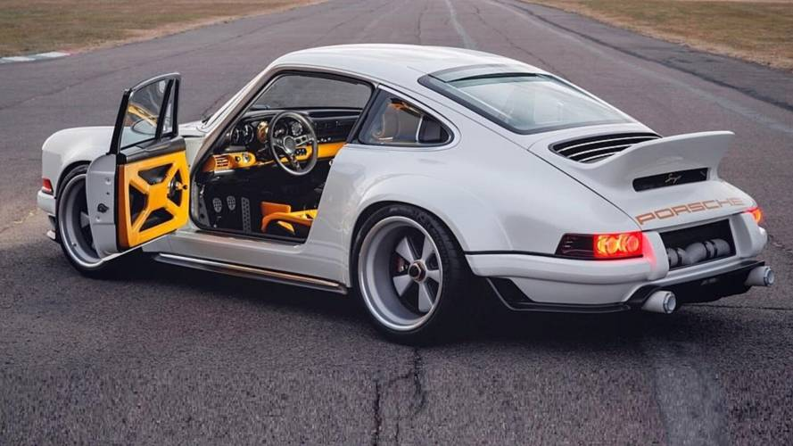 Could The Singer DLS Be The Greatest Porsche 911 Ever Made?