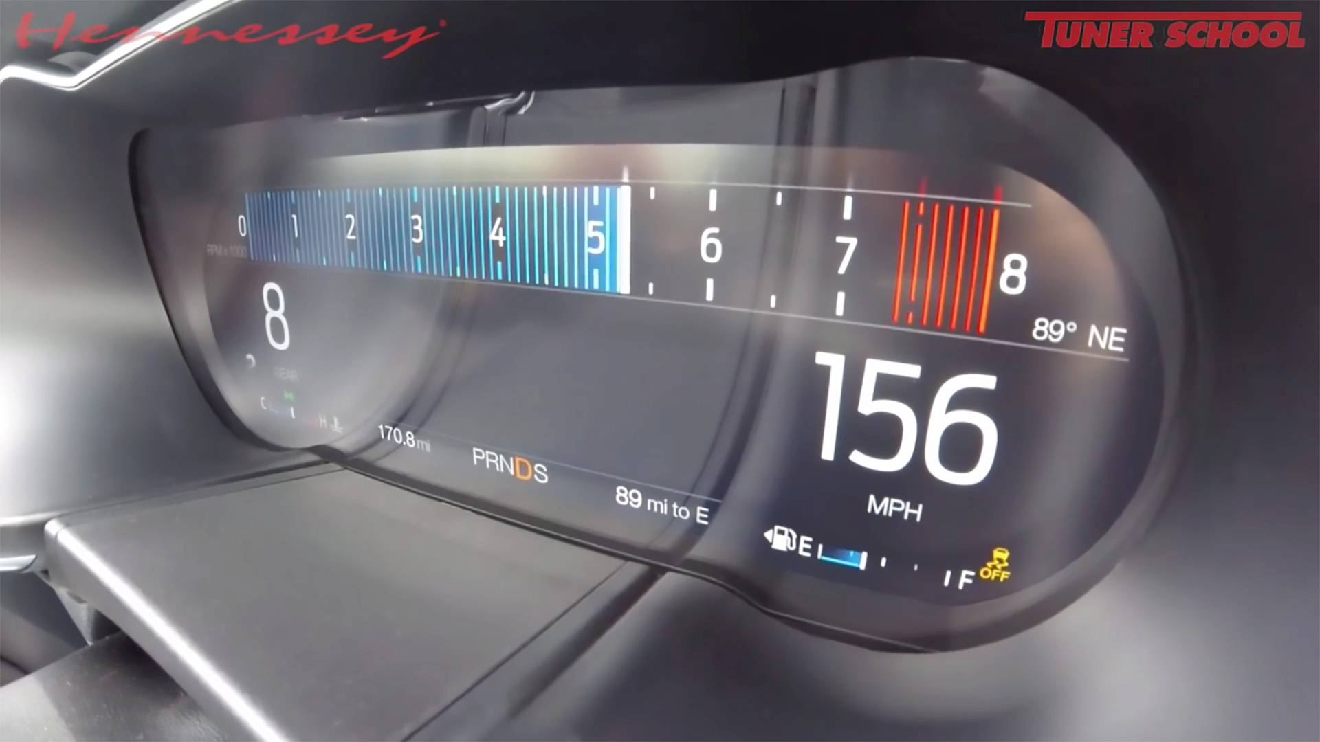 Watch Hennessey's Top Speed Run With 2018 Ford Mustang GT