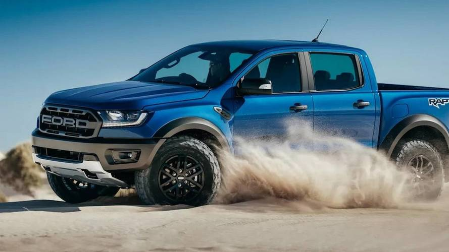Ford Ranger And VW Amarok Might Share Platform, Eventually