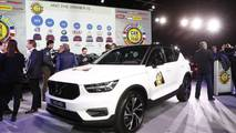 Volvo XC40 Car of the Year 2018