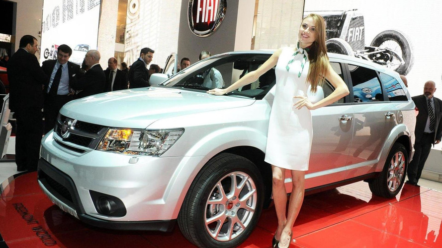 Fiat Freemont dodges the Geneva spotlight
