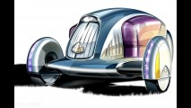 Maybach LA Design Challenge California Gourmet Tourer