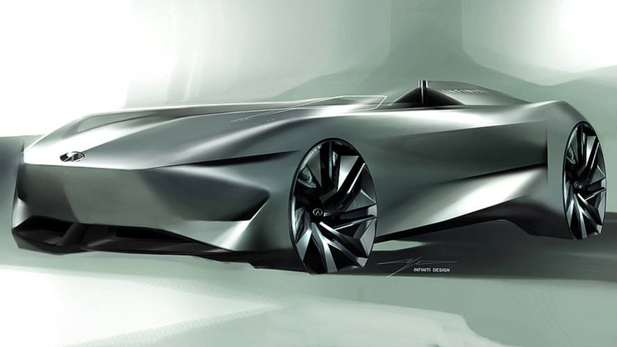 Infiniti Prototype 10 Looks Stunning In New Sketch