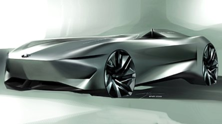 Infiniti's latest electric concept teaser is tantalising