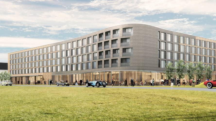 Automotive Resort With Hotel and Race Track Being Built In U.K.