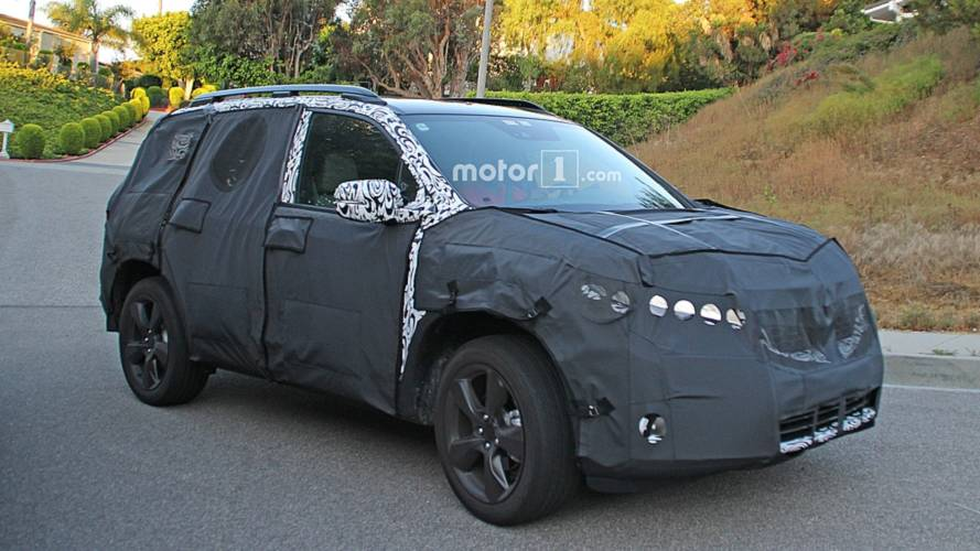 First Look: New Honda Passport SUV Spied Inside And Out