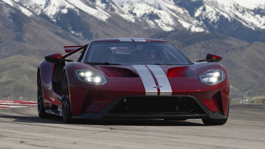 Ford Only Built 138 GTs In 2017, Promises To Make Up Difference