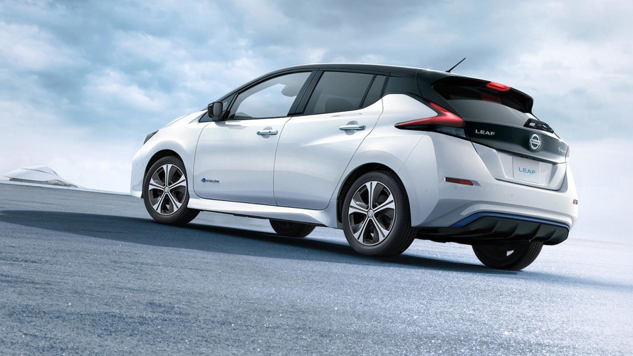 Nissan Leaf - Déjà 10'000 commandes en Europe