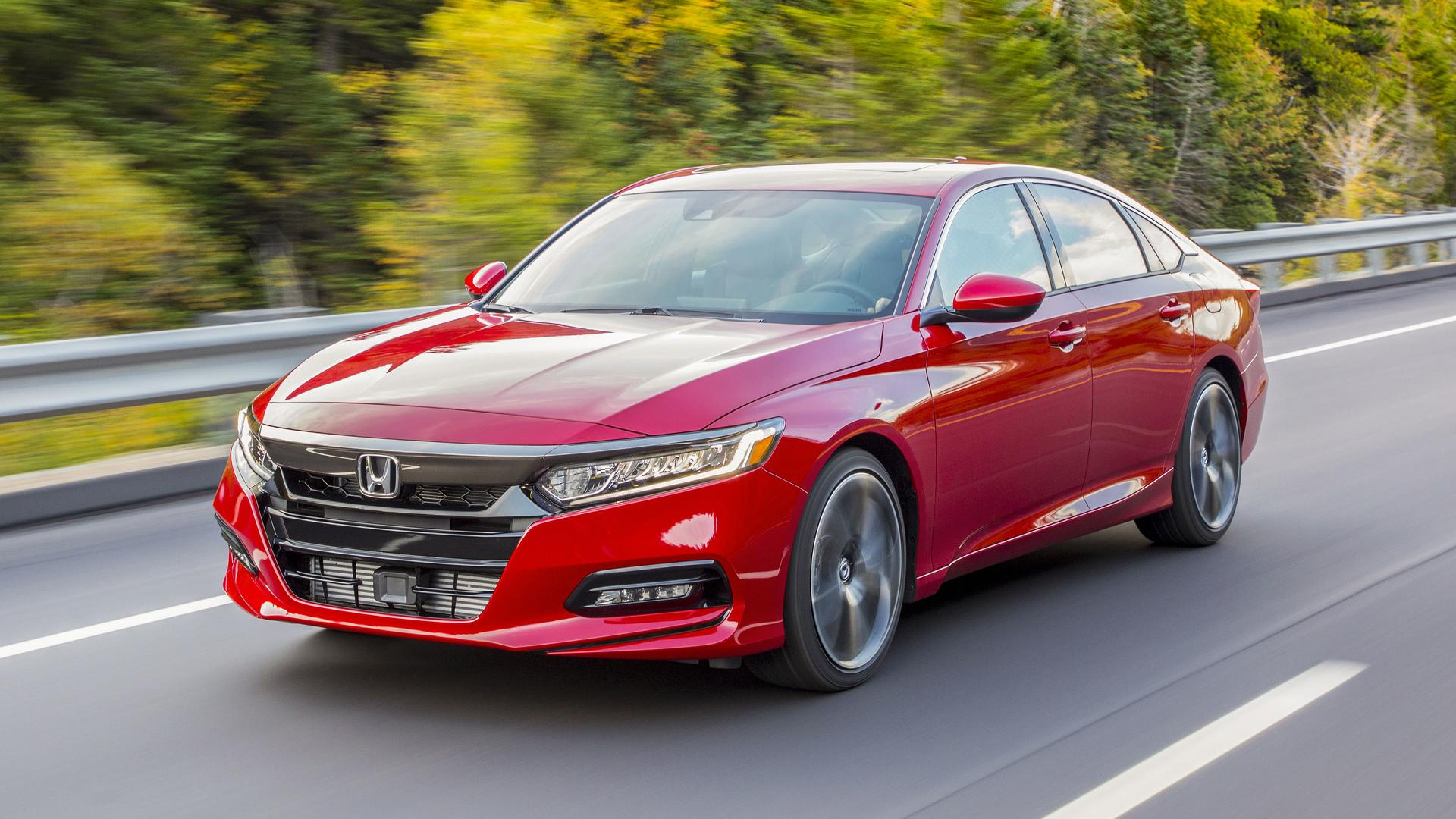 Slow Selling Honda Accord Gets Up To $1 100 Price Cut Lease