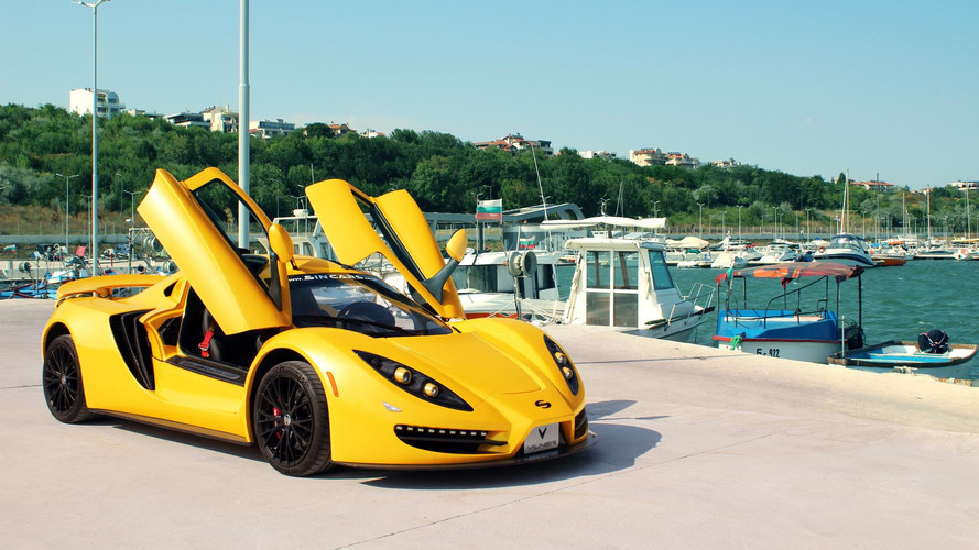 Sin R1 By Vilner Aims To Deliver Pagani Quality On The Inside