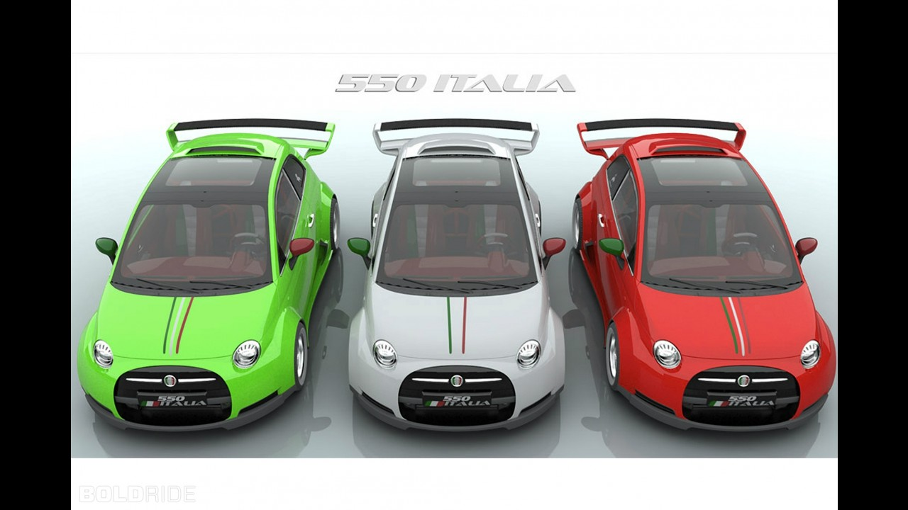 Lazzarini Design Fiat 500