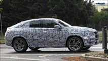 Mercedes-Benz GLE Coupe, S-Class Spy Screenshots