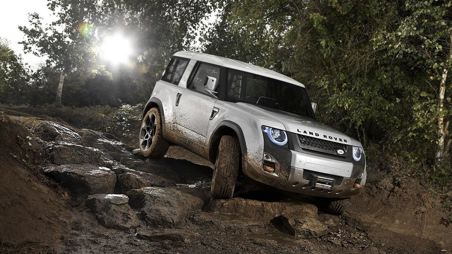 Land Rover axes entry-level Defender replacement - report