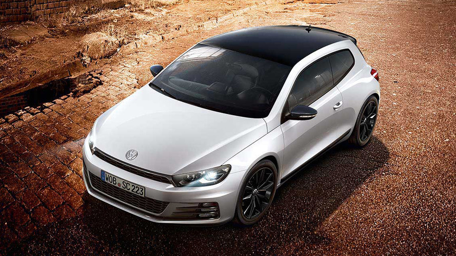 VW Scirocco R-Line and GT Black Editions announced in UK