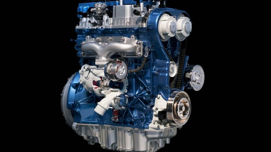 Ford Unveils EcoBoost 4-Cylinder Engine Family in Frankfurt