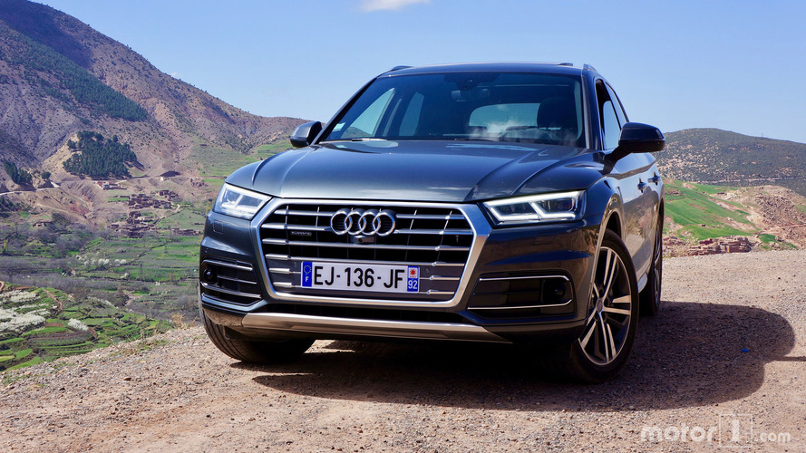 essai audi q5 2 0 tdi 190 ch on ne change pas une quipe qui gagne. Black Bedroom Furniture Sets. Home Design Ideas