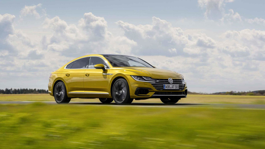 Volkswagen Arteon Priced From £34,805