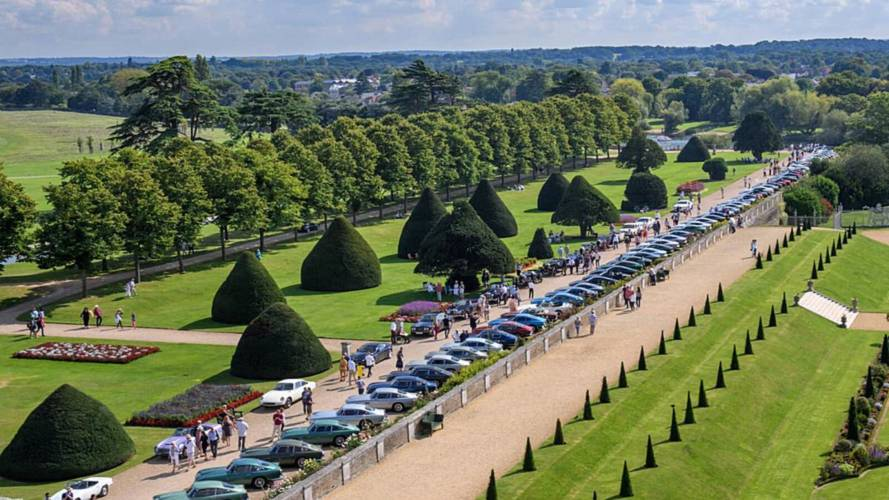 Huge Gathering Of Aston Martin DBs Set For Concours Of Elegance