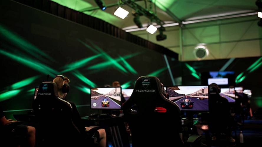 Motorsport Network And 24 Hours Of Le Mans Launch Esports Series