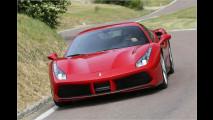 Erwischt: Ferrari erprobt 488 GTO