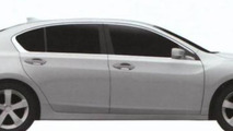 2013 Acura RLX patent photos 21.6.2012