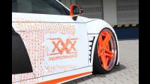 Audi R8 XXX Performace, timidezza addio