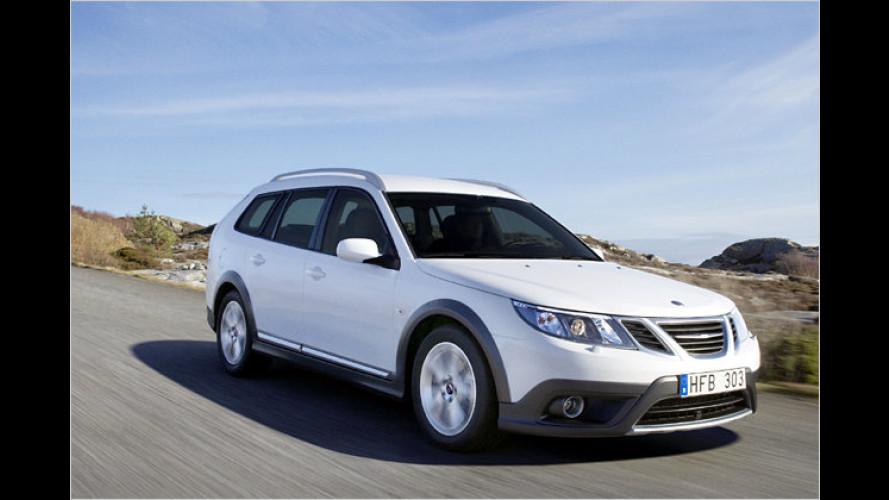 Saab 9-3X: Preise für den sportlichen Allrounder