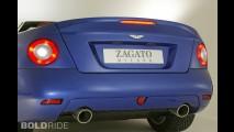 Zagato Aston Martin Vanquish Roadster