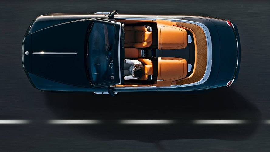 Rolls-Royce Bespoke Models At Geneva