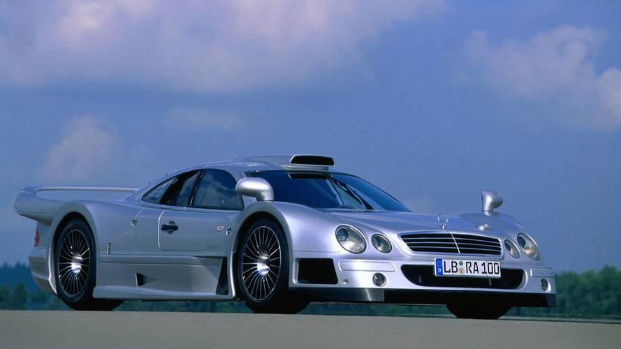 Mercedes CLK-GTR, mostruosa creatura