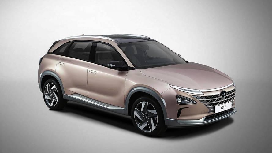 Hyundai, yeni jenerasyon yakıt hücreli aracını tanıttı
